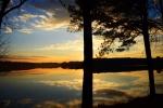 Buy Lake at Sunrise